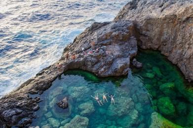 Green Lagoon Kythera