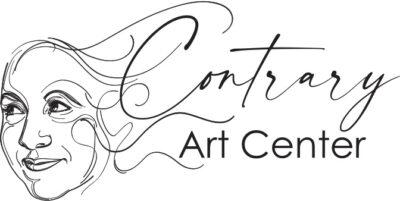 contrary Art Center logo smaller