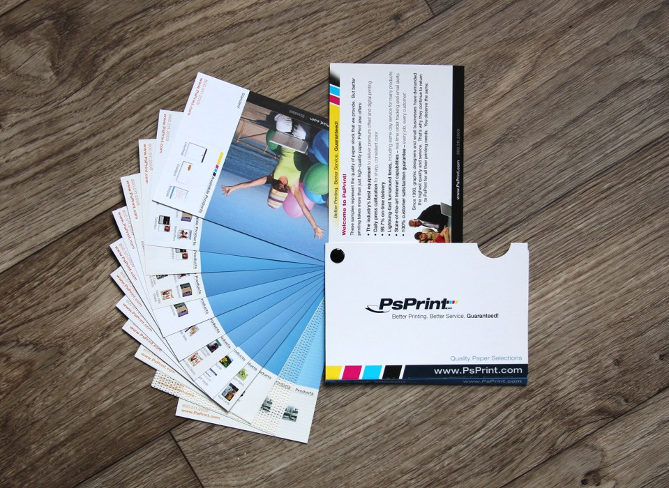 PsPrint Paper Samples