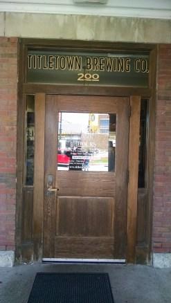 The door to heavenly food and drink.