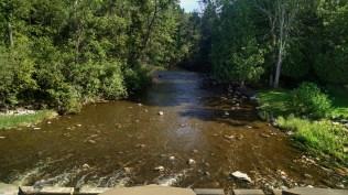 Ahnapee River, Forestville