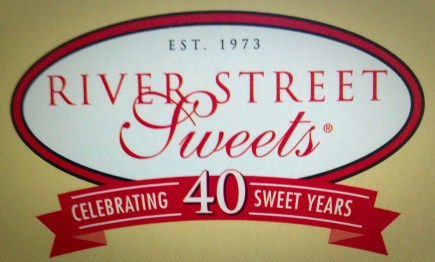 For the record, River Street Sweet is THE candy store you're looking for. Not Savannah Candy Kitchen. If you're in Savannah, you want River Street Sweets.
