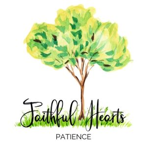 Download this free, seven-day study, guiding you to uproot distrust and plant #patience as you cultivate a faithful heart. Found on marykathryntiller.com. #biblestudy #freeresource #freestudy #study #bible