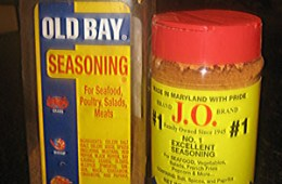 Old Bay or J.O.