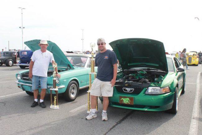 Eastern Shores Raddest Car Show Cruisin Ocean City May - Ocean city car show 2018