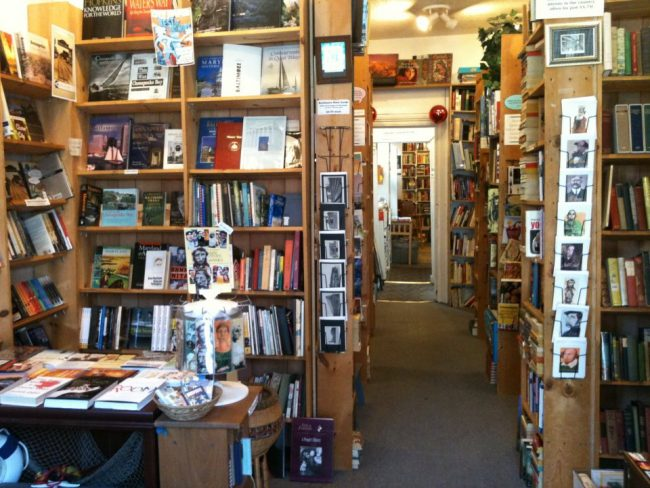 5 Baltimore Bookstores Where You Can Read the Whole Day Away!