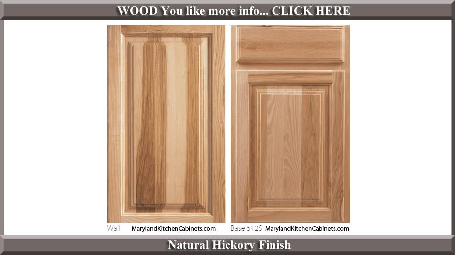 Hickory Kitchen Cabinet Doors