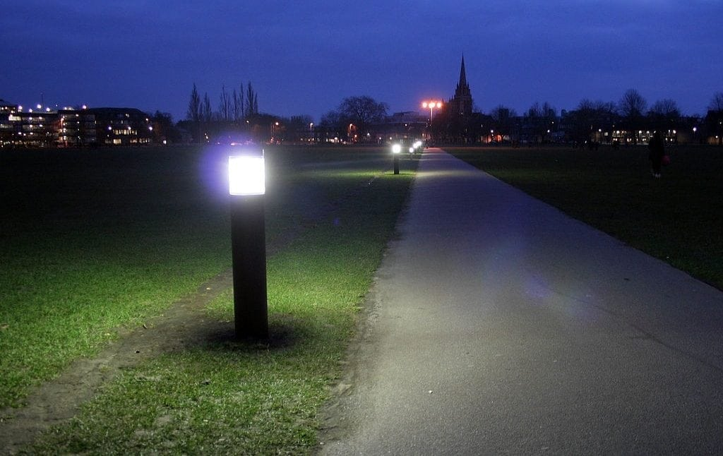 what are bollard lights and how do you