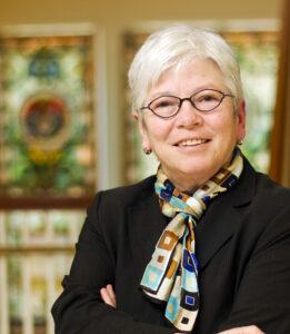 Del. Maggie McIntosh on April 4, 2011.