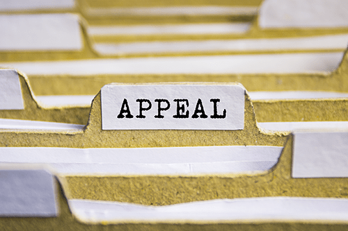 Appealing Your Conviction