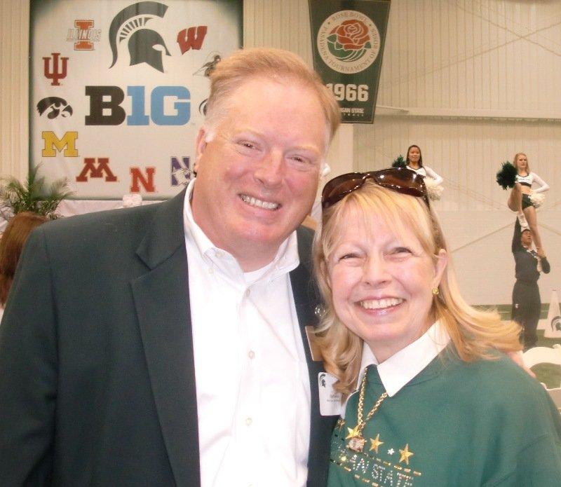 Former Acting MSU President, Bill Beekman