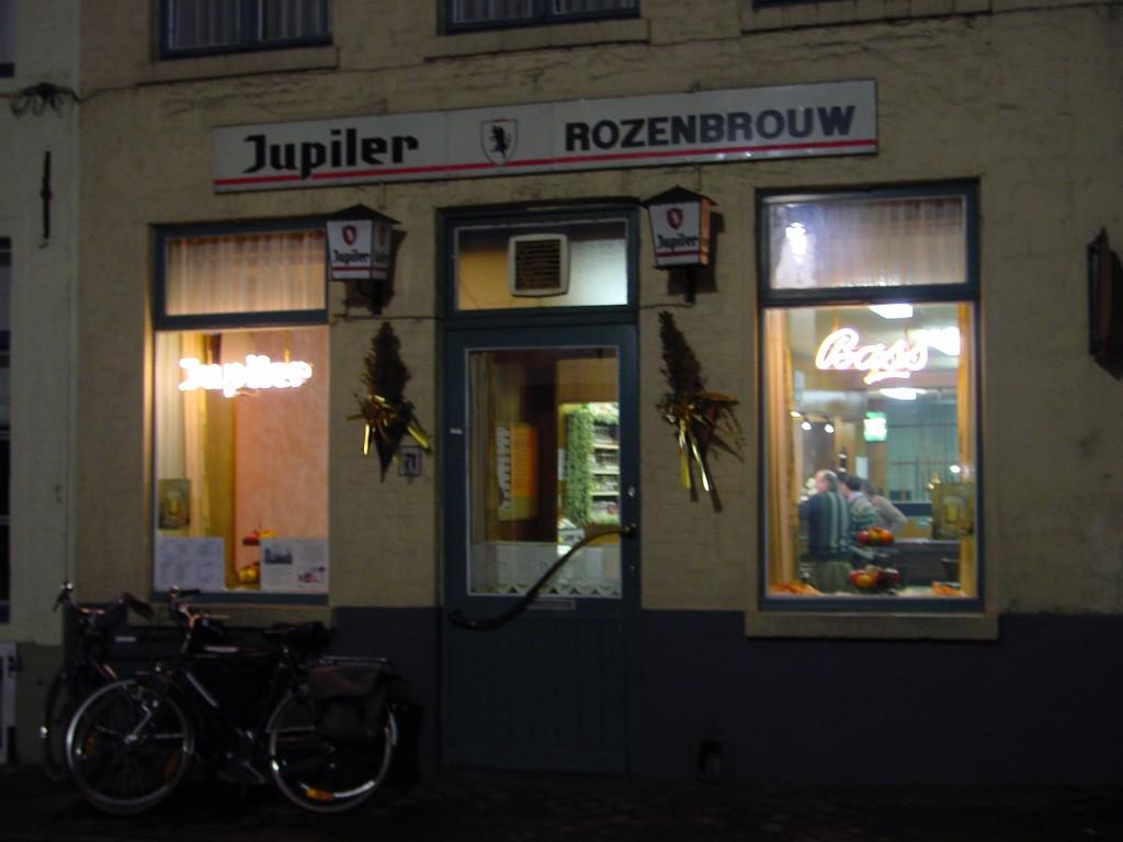 Tavern in Bruges