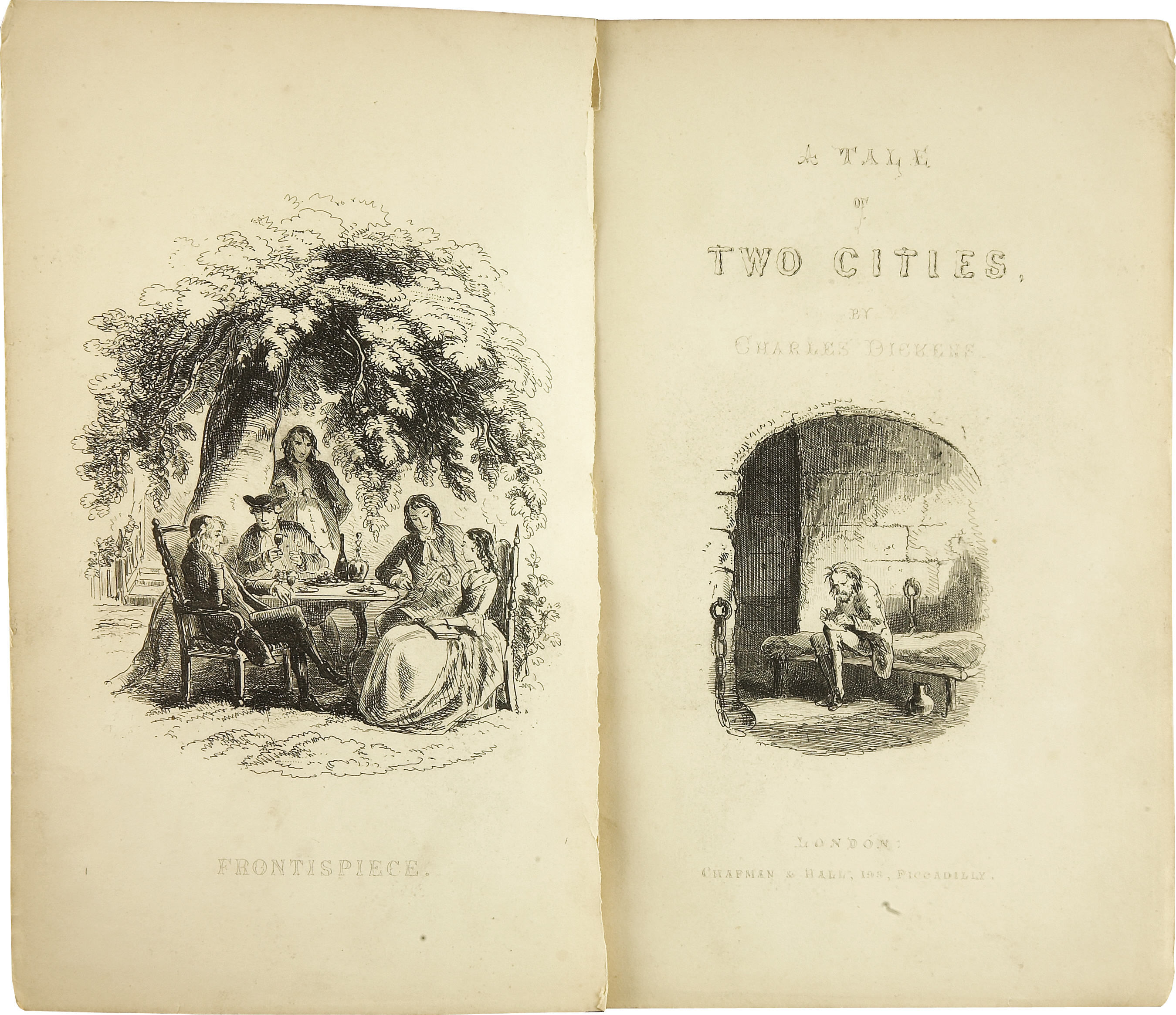 First line from A Tale of Two Cities