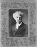 First line of Huck Finn by Mark Twain