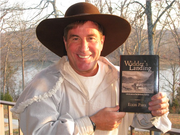 Eddie Price history reenactor