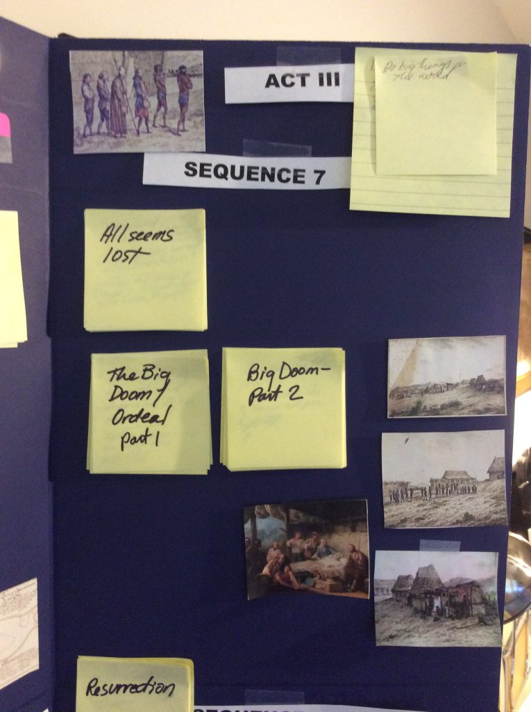 Act 3 story structure