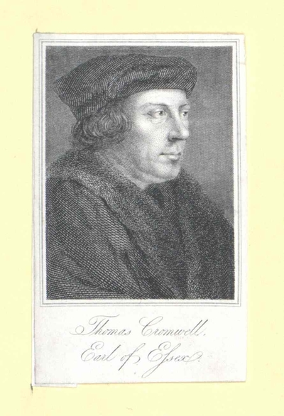 Cromwell, 1. Earl of Essex, Thomas, summary passages