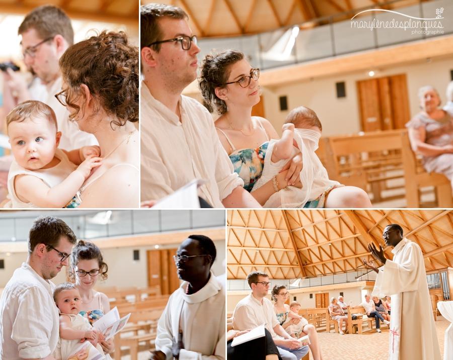 Photographe baptême Angers