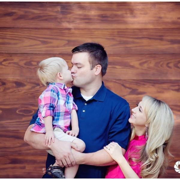 The Simon Family – Mansfield Photographer
