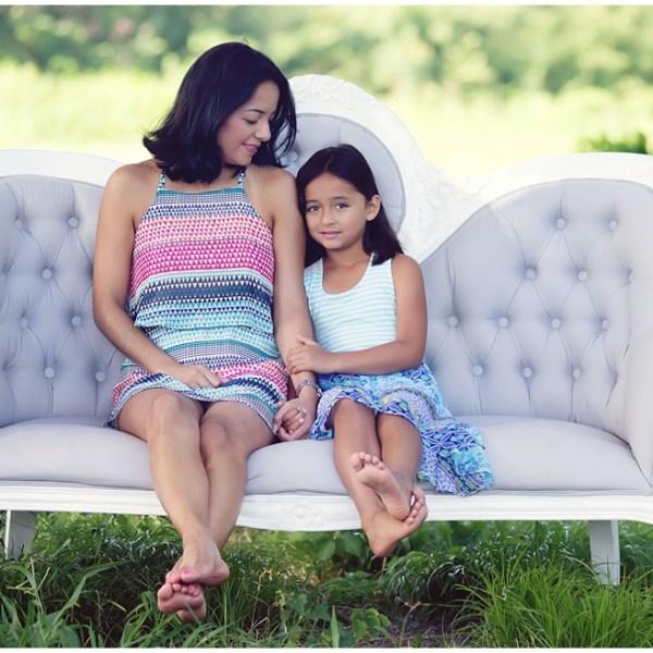 Mother & Daughter – Arlington Photographer