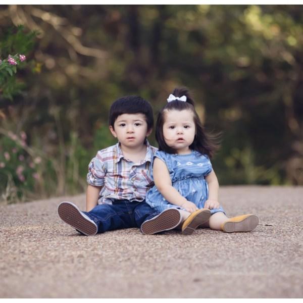 The Reyes Family – Arlington Photographer
