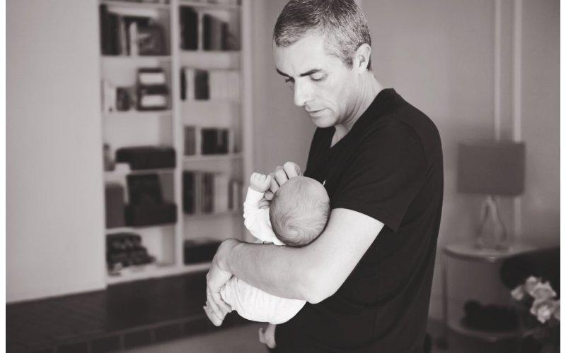 Fort Worth Newborn Photographer – Baby J