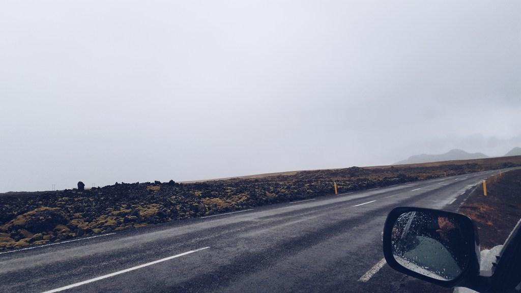 Snæfellsnes - Lavafeld