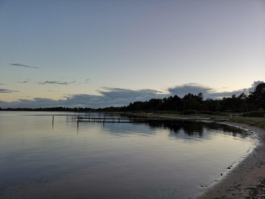 Fjord bei Lundø - Dänemark