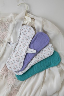 Moon Pads | The Handmade Mama