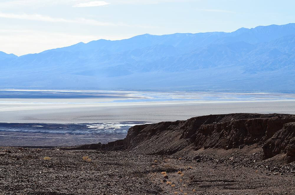 Salt Flats - Death Valley National Park