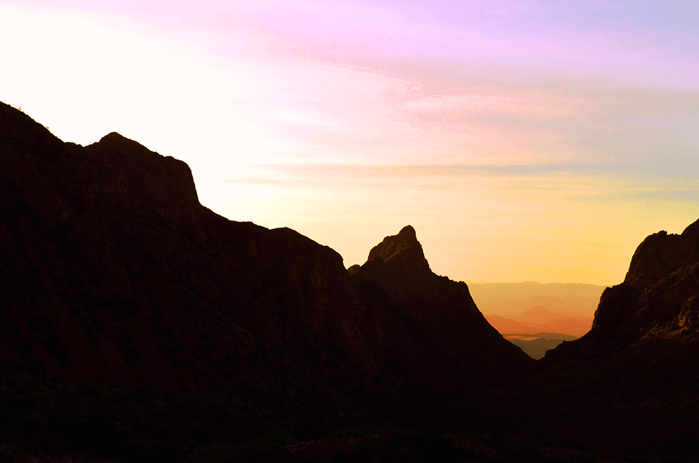 Two Days in Terlingua and Big Bend National Park - Chisos Basin