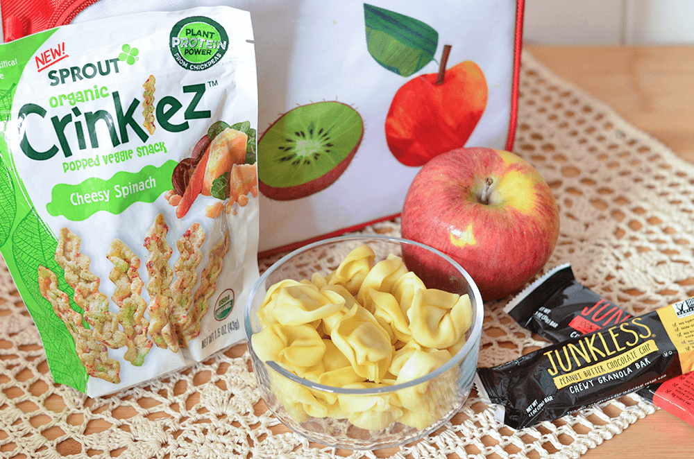 Sprout®Organic Crinklez and JUNKLESS Granola Bars | Healthy Snacks Babble Boxx
