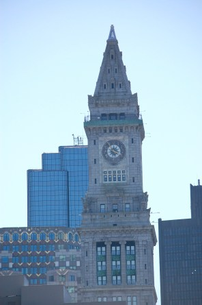Customs House Tower