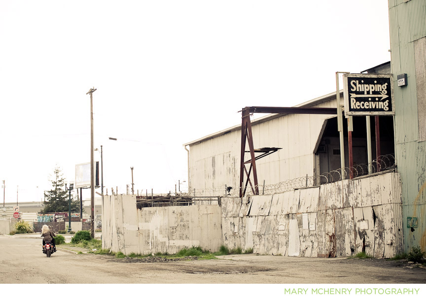 warehouse photography