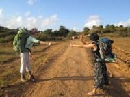 Hitchhiking: Myanmar Style!
