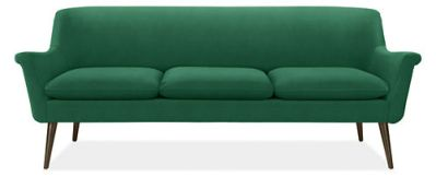 St. Patrick and the Green Sofa