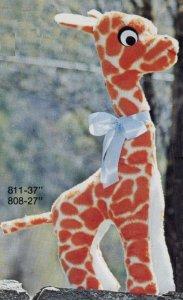 Standing Giraffe – Large