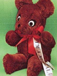 Musical Cocoa Cuddle Bear