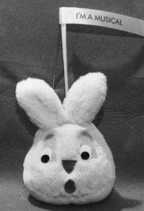 Musical Bunny Head