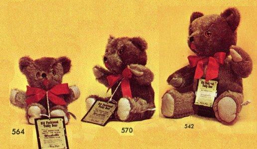Mohair Bears