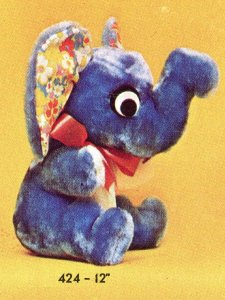 Cuddle Elephant – #424