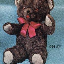 Old Fashioned Bear