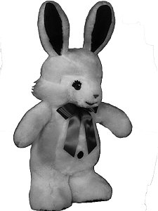 Standing Bunny – Large