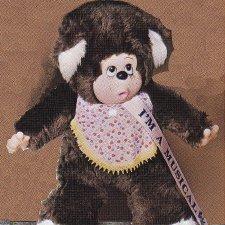 Musical Thumbsucker Bear