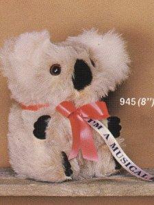 Musical Koala Bear
