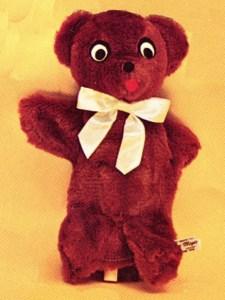 Bear Hand Puppet- #202