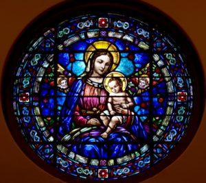 Mary/Jesus