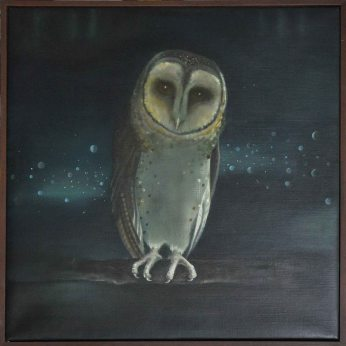 Masked Owl - voted Peoples Choice Award