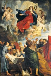 Peter Paul Rubens The Assumption of the Virgin Mary_-_Google_Art_Project