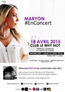 Maryon Corbelli en concert
